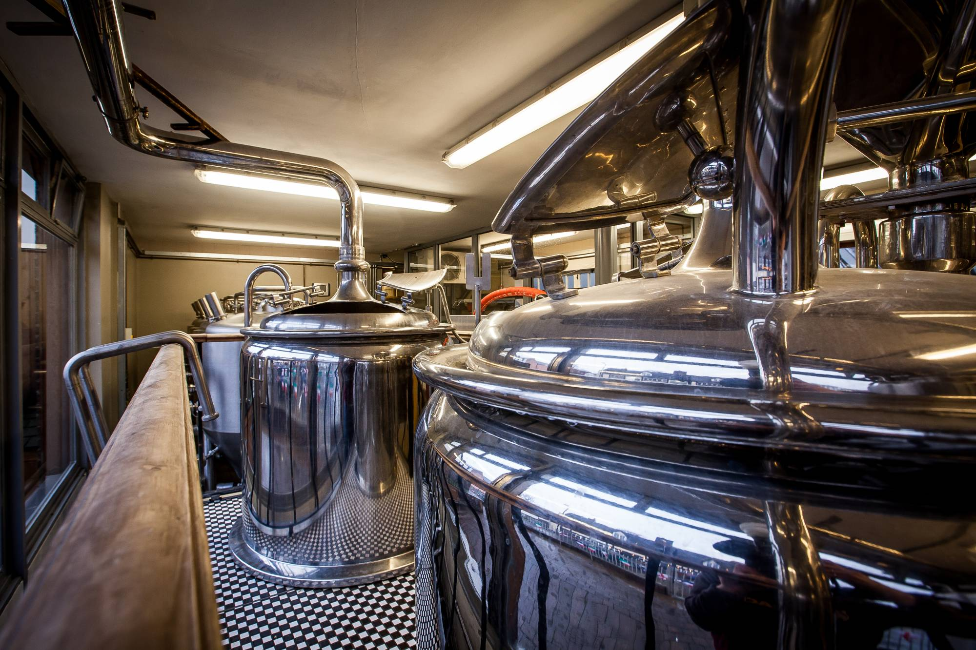 Design Bank Wit.Brewery Tour 22nd Dec 2019 Briarbank Bar And Brewery